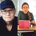 Amalie Langballe og Anders Vægter Nielsen
