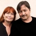 Lise Ringhof og Erik Valeur